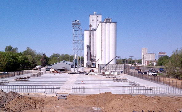 beran-concrete-wichita-ks-commericla-concrete-grain-storage